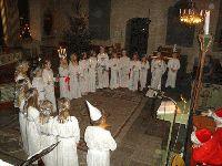 Ljusgudstjänsten 3 Advent - Bilder från Normlösa kyrka!-Body-8