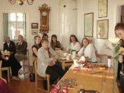 Frukost och floristen Sara Wågbrant lockade många tjejer till Skeppsåsgården-Body-2