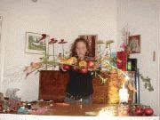 Frukost och floristen Sara Wågbrant lockade många tjejer till Skeppsåsgården-Body