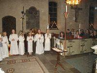 Ljusgudstjänsten 3 Advent - Bilder från Normlösa kyrka!-Body-3