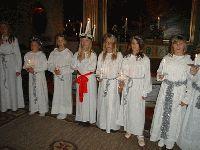 Ljusgudstjänsten 3 Advent - Bilder från Normlösa kyrka!-Body-2