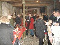Ljusgudstjänsten 3 Advent - Bilder från Normlösa kyrka!-Body