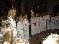 Ljusgudstjänsten 3 Advent - Bilder från Normlösa kyrka!-Spotlight