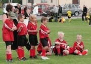 Fotbollscup på Torpavallen-Spotlight